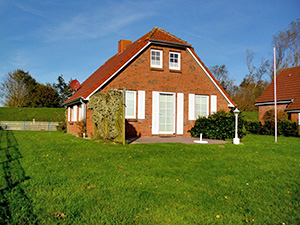Nessmersiel Ferienhaus Deichkrone- Ferienhaus am Deich in Nessmersiel